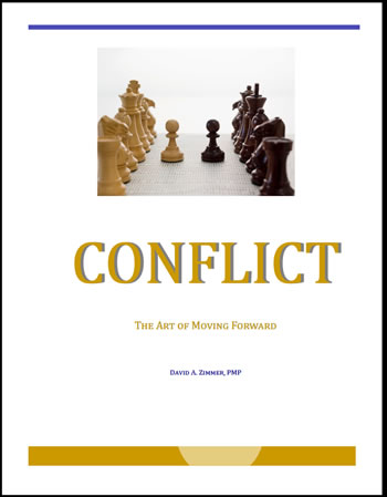 Conflict: The Art of Moving Forward