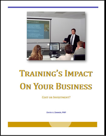 Training's Impact on Your Business: Cost or Investment?